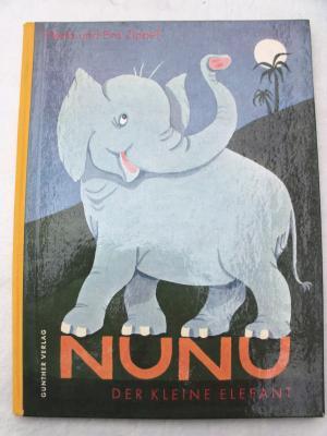 nunu der kleine elefant b cher gebraucht antiquarisch neu kaufen. Black Bedroom Furniture Sets. Home Design Ideas