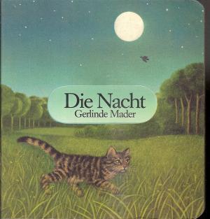 Die Nacht (kleines Format) - Mader, Gerlinde