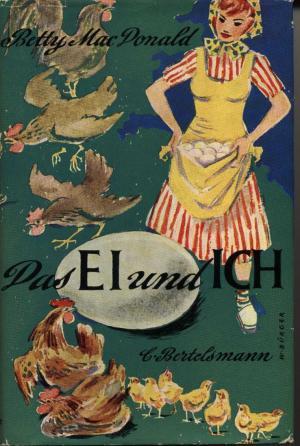 antiquarisches Buch – Betty MacDonald – Das Ei und ich