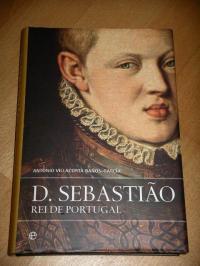 D. Sebastiao - Rei de Portugal - Banos-Garcia, Antonio Villacorta