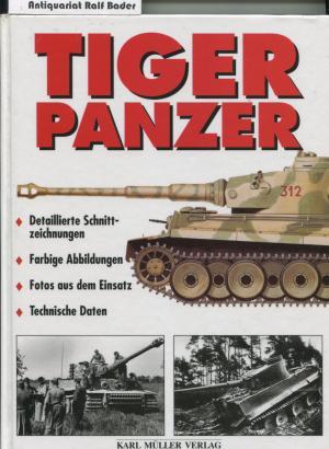 tiger panzer b cher neu und gebraucht kaufen bei. Black Bedroom Furniture Sets. Home Design Ideas