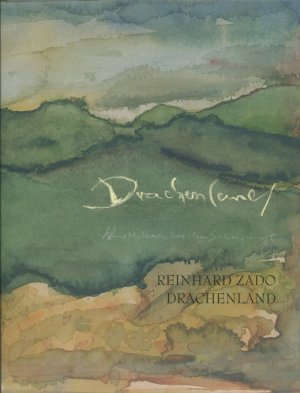 9783936256000 - Reinhard Zado und Elmar Scheuren (Textbeitrag): Drachenland. Kleine Malereien aus dem Siebengebirge - Книга