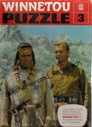 winnetou puzzle