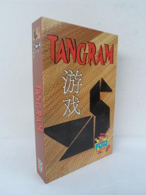 tangram spiel gebraucht kaufen a000z2yx41zz7. Black Bedroom Furniture Sets. Home Design Ideas
