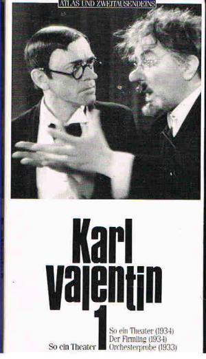 Karl Valentin Der Firmling Text