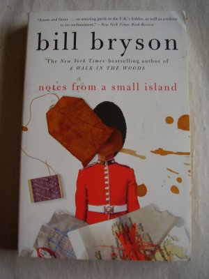 small island notes Bill bryson's bestselling travel books include the lost continent and notes from a small island, which in a national poll was voted the book that best represents britain.