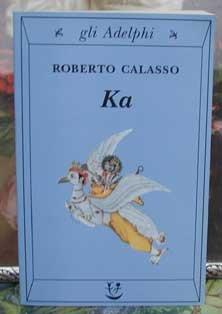 KA. - CALASSO Roberto