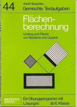 fl chenberechnung gemischte textaufgaben umfang 9783881000093 buch kaufen. Black Bedroom Furniture Sets. Home Design Ideas