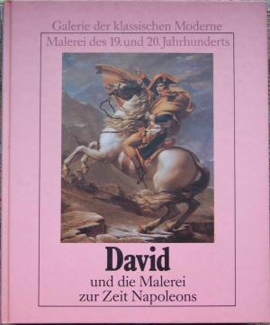 9783881994255 - Alvar Gonzales-Palacios: David und die Malerei zur Zeit Napoleons - Libro