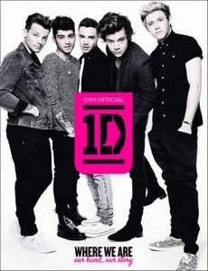 9780007489008 - One Direction: One Direction - Where We Are - Our Band, Our Story. 100 % Offical - Buch