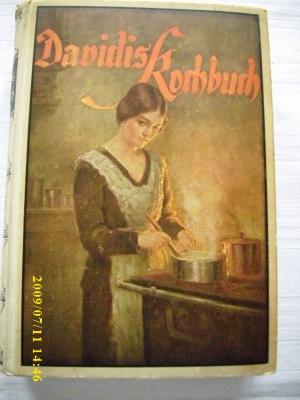 Marie Walter (Hrsg.): Henriette Davidis Praktisches Kochbuch für ...