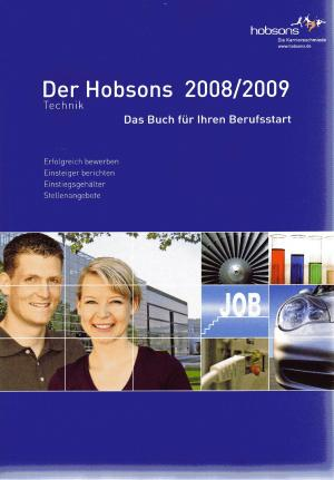 Der Hobsons Technik 2008/2009