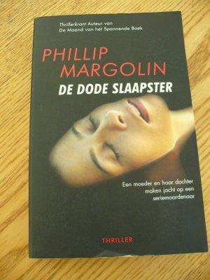 De dode slaapster - Phillip Margolin