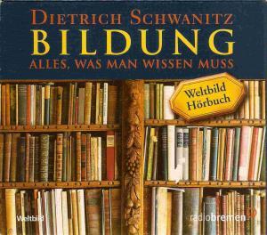 dietrich schwanitz bildung alles was man wissen muss gebraucht kaufen bei booklooker. Black Bedroom Furniture Sets. Home Design Ideas