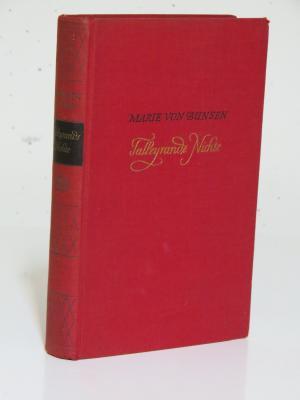 Talleyrands Nichte - Marie von Bunsen