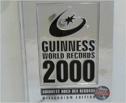 guinness buch der rekorde 2000 guinness buch. Black Bedroom Furniture Sets. Home Design Ideas