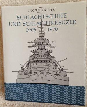 9783881994743 - Breyer, Siegfried: Schlachtschiffe und Schlachtkreuzer 19051970 - Libro
