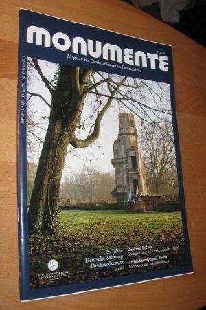 Monumente - Magazin für Denkmalkultur in Deutschland / Deutsche Stiftung Denkmalschutz Nr. 1/2 Februar 2010