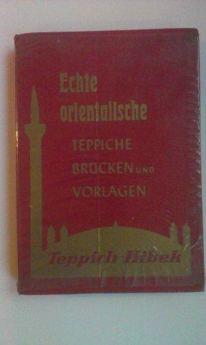 """""""Echte orientalische Teppiche Brücken und Vorlagen"""