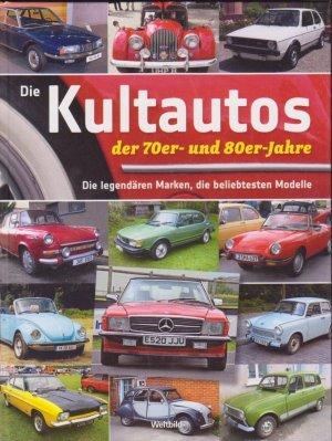 9783828909397 Die Kultautos Der 70er Und 80er Jahre Jan Boyd