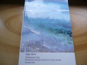 9789549205527 - Inga Deor: Verbrannte Erde - Kommissar Jeromin ermittelt in Varna (2. Fall) - Книга