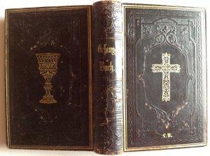 Gesangbuch zum gottesdienstlichen Gebrauche in Kirche, Schule und Haus für die evangelische Gemeinde in Görlitz. [Nebst: Anhang zum Görlitzer Gesangbuch]