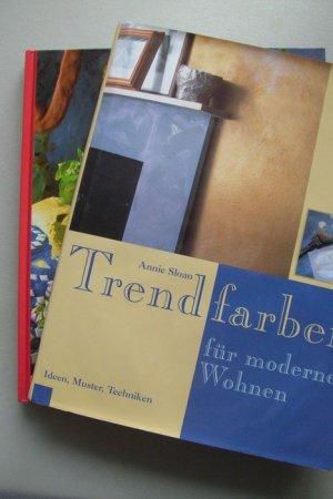 2 bücher trendfarben modernes wohnen farbberatung wohnen, Hause ideen