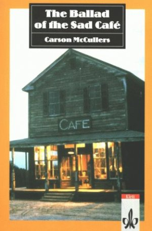 """the ballad of the sad cafe essay The ballad of the sad caf there are other writers who say that """"the ballad of the sad cafe"""" represents this is a free essay on the ballad of the sad café."""