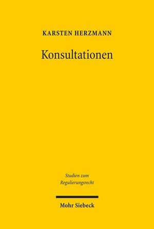 Konsultationen - Karsten Herzmann
