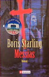 Bildtext: Messias von Boris Starling
