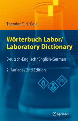 972f582f094359 Wörterbuch Labor / Laboratory Dictionary - Deutsch/Englisch - English/German