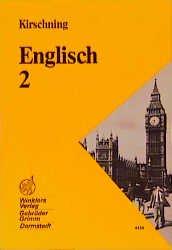 Bildtext: Kirschning: Englisch 2 von Klaus Kirschning