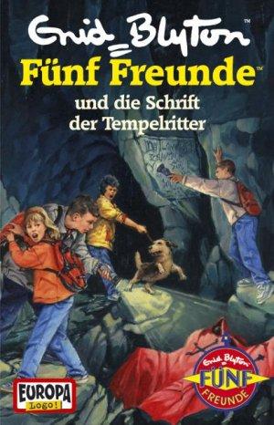 Fünf Freunde und die Schrift der Tempelritter, Bd. 48 Cassette - Blyton, Enid