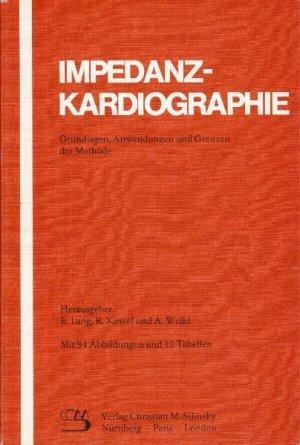 9783922075004 - Impedanzkardiographie - Erich Lang; Richard Kessel ...