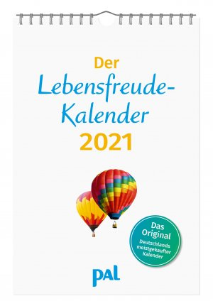 9783923614448 - Merkle, Rolf und Doris Wolf: Der Lebensfreude Kalender 2017 SOFORT LIEFERBAR - Buch