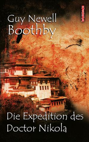 Die Expedition des Doctor Nicola - Boothby, Guy N.