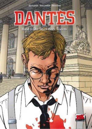 Dantes Band 1: Der Sturz eines Traders - Schleiter, Klaus D, Guillaums, Philippe, Boisserie, Pierre, Juszezak, Erik