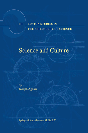 Science and Culture - Agassi, Joseph