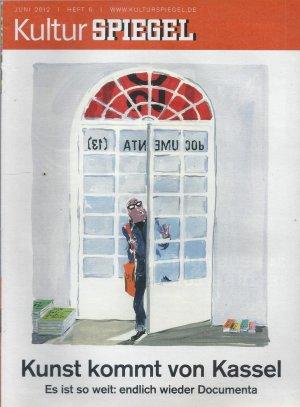 Kultur spiegel heft 6 juni 2012 kunst kommt von kassel ebay for Spiegel heft