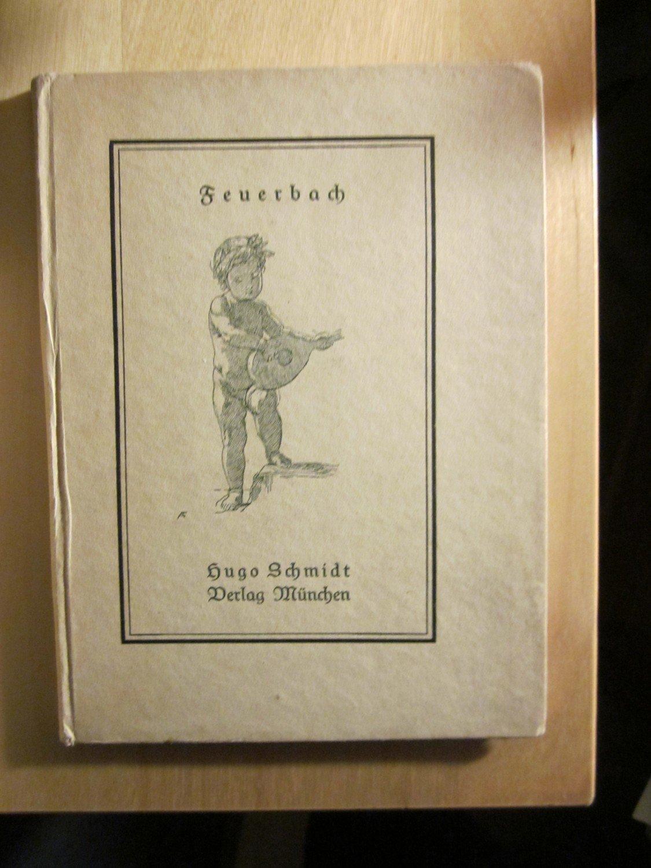 Feuerbach Prof Dr Hans W Buch Antiquarisch Kaufen