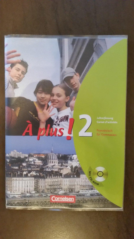 Französisch Buch A Plus : a plus 2 carnet d activites franz buch gebraucht ~ Jslefanu.com Haus und Dekorationen