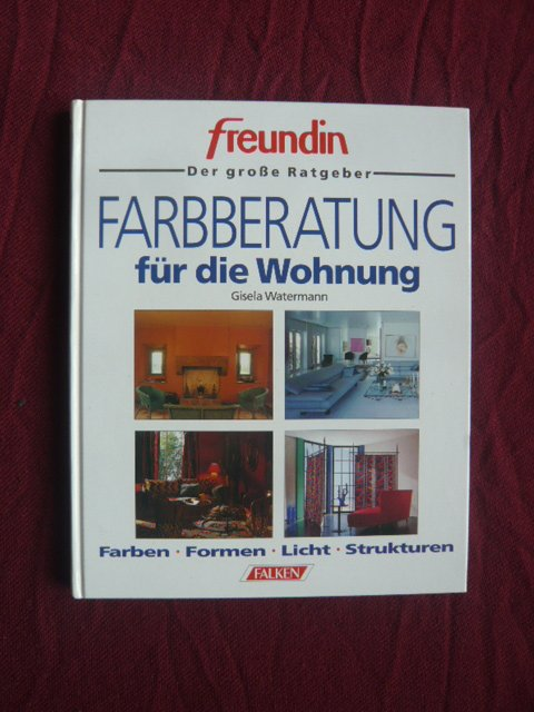 farbberatung f r die wohnung gisela watermann buch. Black Bedroom Furniture Sets. Home Design Ideas
