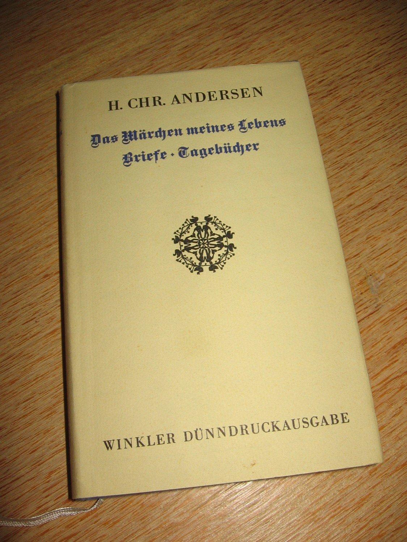 """Briefe Gewicht : """"das märchen meines lebens briefe tagebücher"""