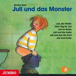 Kirsten Boie - Juli Und Das Monster