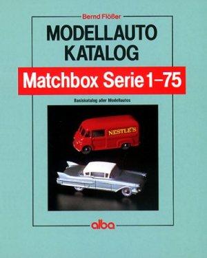 modellauto katalog matchbox serie 1 75 bernd fl er. Black Bedroom Furniture Sets. Home Design Ideas