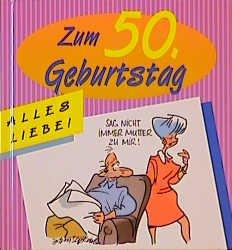 50 Geburtstag Frau