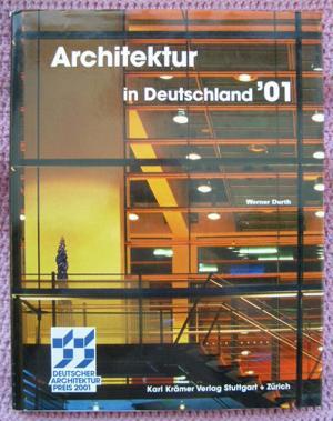 architektur in deutschland 39 01 deutscher architekturpreis 2001 werner durth buch. Black Bedroom Furniture Sets. Home Design Ideas