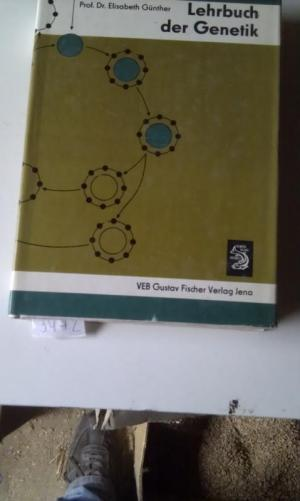 lehrbuch der genetik prof dr buch gebraucht kaufen a01fcha801zze. Black Bedroom Furniture Sets. Home Design Ideas