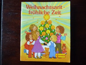 Büchlein mit Weihnachtsgedichten / Weihnachtszeit- fröhliche Zeit