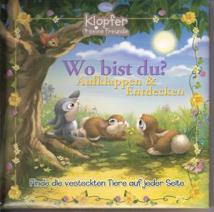 9781407532424  Disney Walt  Disney Klopfer und seine Freunde